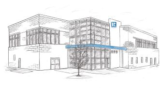 NKAR Building in pencil-2